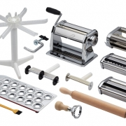 world of flavours italian complete pasta making set