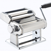world of flavours italian delux double cutter pasta machine